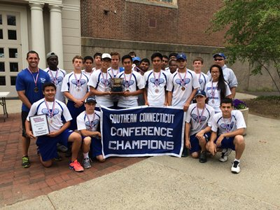 West Haven D2 Boys Tennis Champs