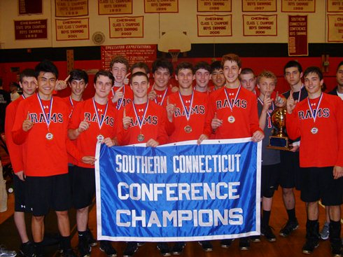 CHESHIRE boys volleyball