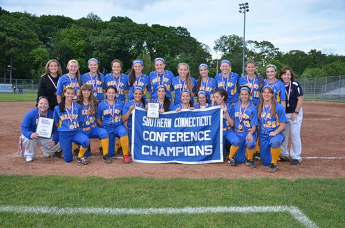 Mercy Softball 2014 SCC champs