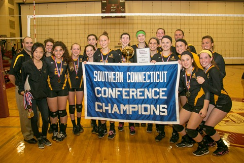 Amity Girls Volleyball 2015 champs
